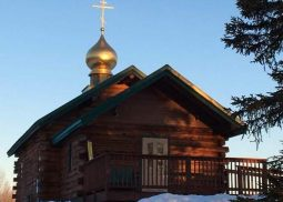 Saint Herman of Alaska Antiochian Orthodox Christian Church OCCIF Project